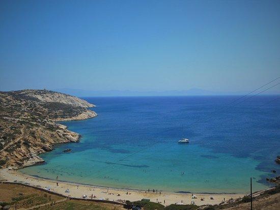 Donousa, Yunanistan: κέδρος
