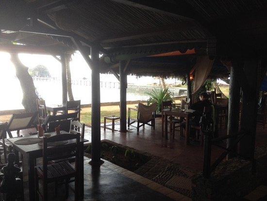 Hotel Libertalia: het restaurant
