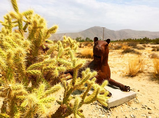 Borrego Springs, CA: Awesome day trip from San Diego