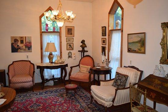 Ebenezer House B&B : Sitting room
