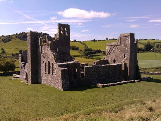 County Westmeath, Irland: Fore Abbey