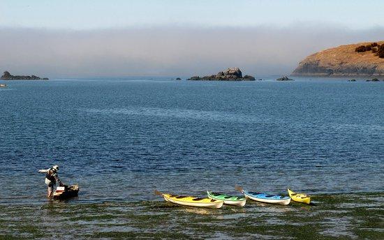 Oak Harbor, Waszyngton: Bowman Bay looking west