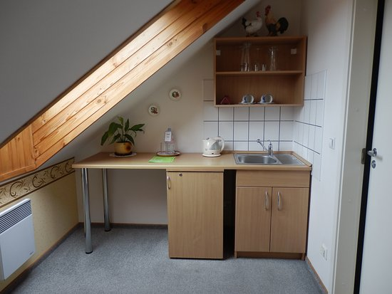 Kitchenette and roof window. - Picture of Centro Kubas - Angel ... 264cd12115