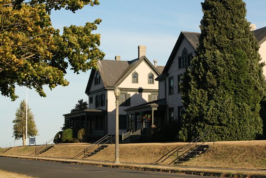Fort Worden State Park: Officers Row