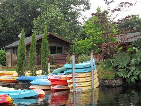 Hidden Valley Holiday Park: Fisherman's Lodge