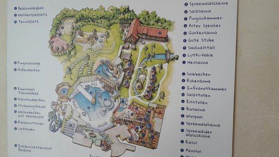 Luebbenau, Germany: Spreewelten Sauna & Badeparadies