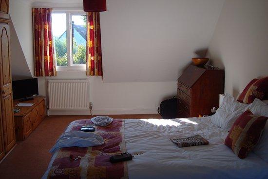 Winterborne Zelston, UK: Room.