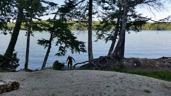 Orland, ME: Balsam Cove Campground
