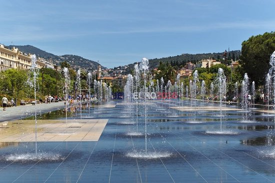 Park near place massena picture of place massena nice tripadvisor - Place massena nice ...