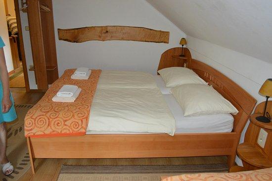 Grahovo, سلوفينيا: una camera