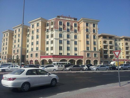Mövenpick Hotel Deira Aufnahme