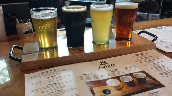 Lucette Brewing Company