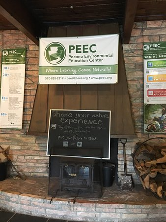 Dingmans Ferry, Pennsylvanie : Pocono Environmental Education Center