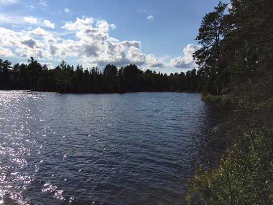 Ely, MN: More of Bear Head Lake