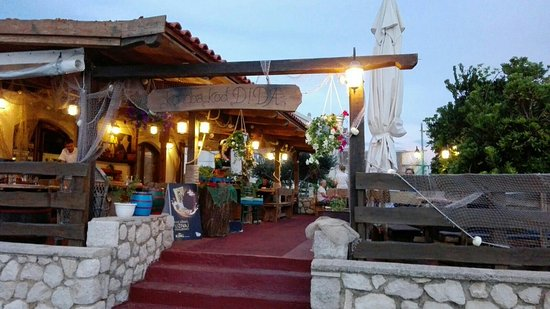 Île de Pag, Croatie : Ivan siete sempre i migliori!!!
