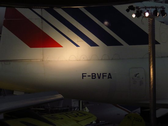 Chantilly, VA: Concorde