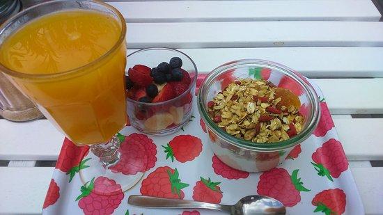 Greentimes : Jedno ze śniadań :)