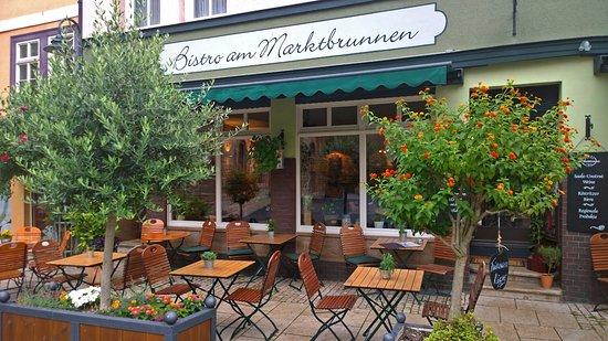 Bad Langensalza, Tyskland: Bistro am Marktbrunnen