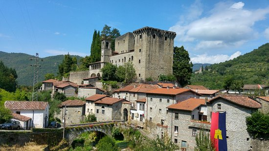 Fivizzano, Itália: Verrucola