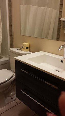 Napanee, Canadá: new vanity & sink