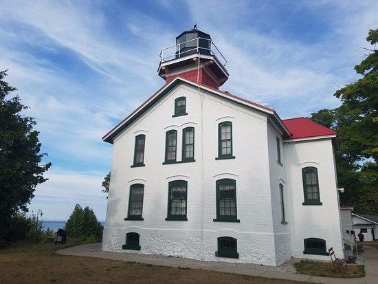 Northport, ميتشجان: Lighthouse