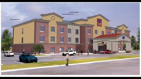 Longview, TX: Centerstone Suites