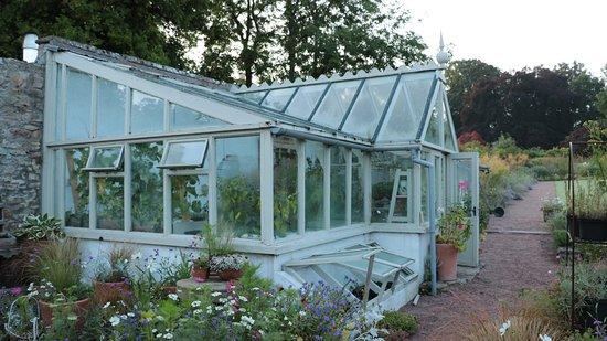 Nairn, UK: The greenhouse