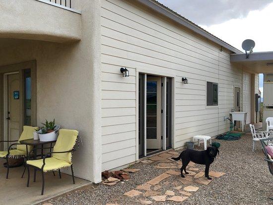 Willcox, AZ: Zarpara Vineyard
