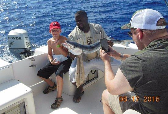 Screaming Reels Fishing Charters: Barracuda