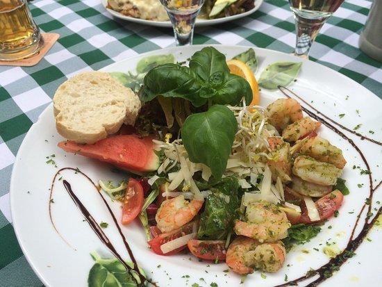 Pirna, Germany: Lecker Essen sehr schön eingerichtet. Nette Bedienung. Alles super!