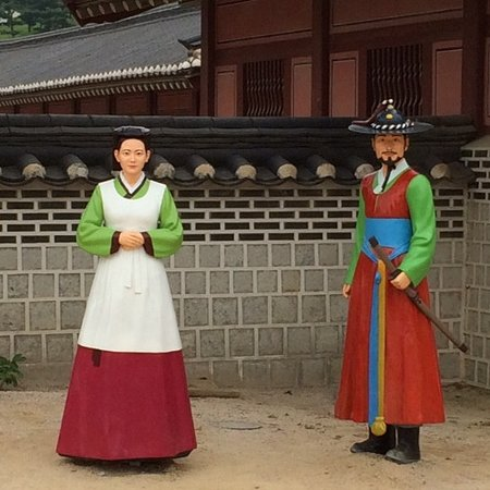 Suwon, Corea del Sur: チャングム