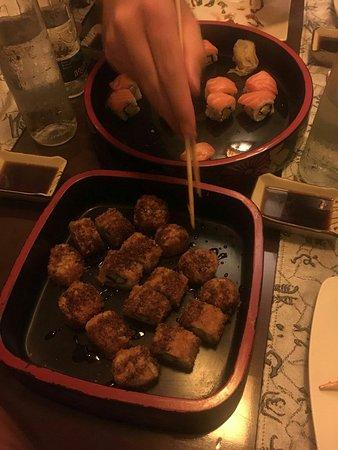 Restaurante shou japonese restaurante en puerto del rosario con cocina japonesa - Sushi puerto santa maria ...