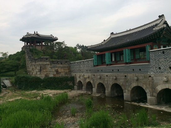 Suwon, Korea Selatan: 華虹門