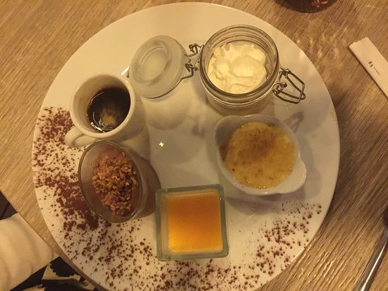 Pegomas, Frankrike: Restaurant L'Écluse