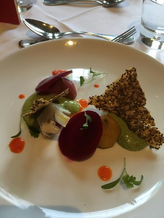 Grayshott, UK: Dinner -starter