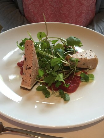 Grayshott, UK: Dinner starter