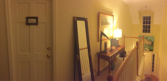 Yarmouth Port, MA : Loved our stay in the Chase room.