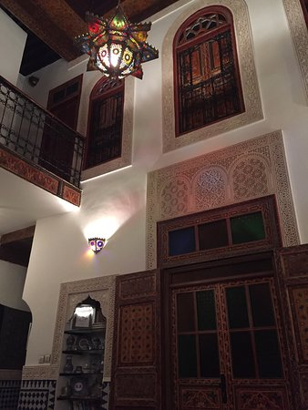 Lovely place to stay, we are sad to be leaving Dar Hafsa, all the staff are so friendly and help