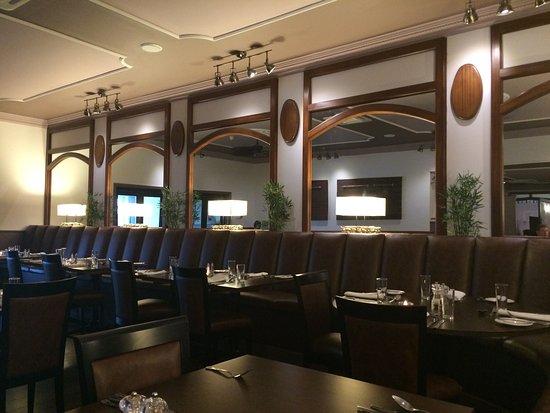 Heywood Spa Hotel: Fab food