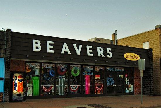 Nekoosa, WI: A shot of Beavers I took in 2010.