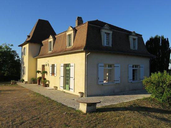 Montagrier, Frankrike: The House