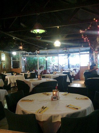 Titikaveka, Isole Cook: Vaima Polynesian Bar and Restaurant