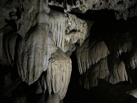 Oregon Caves National Monument: We're in a cave...