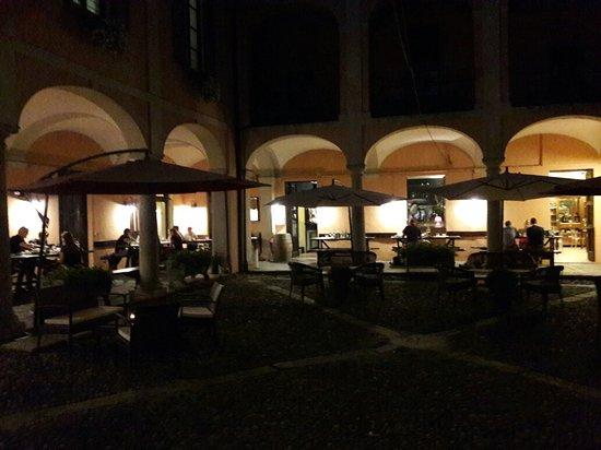 Pallanza, Italien: Osteria degli Specchi
