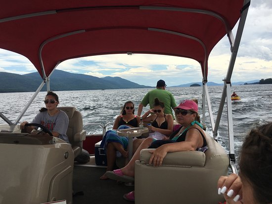 Captain Bob's Pontoon Boat Rentals: photo1.jpg