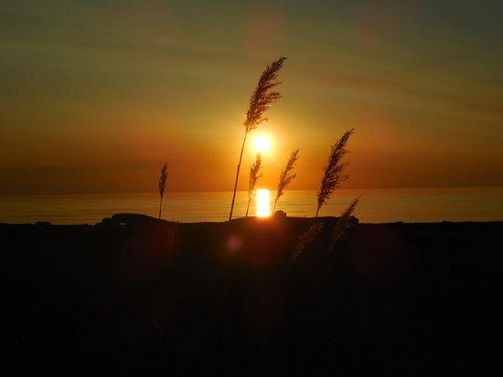 Mentor, OH: Quiet Sunset