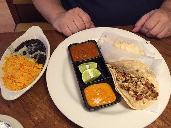 Newington, Nueva Hampshire: Fish Tacos