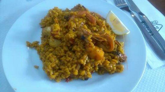 Palleja, Ισπανία: Recién hecha, deliciosa