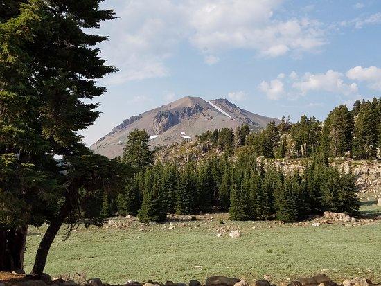 Mineral, Californië: Lassen Peak
