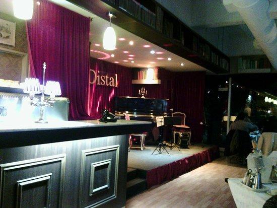 Distal Cafe Cultural